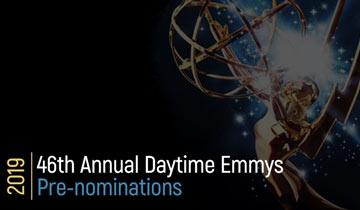 2019 Daytime Emmys Pre-Nominations announced